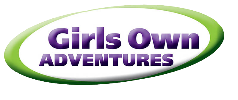 Girls Own Adventures Retina Logo