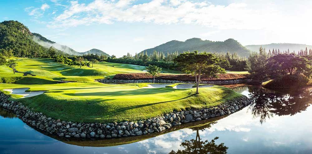 Hua Hin Thailand - Amazing Golf