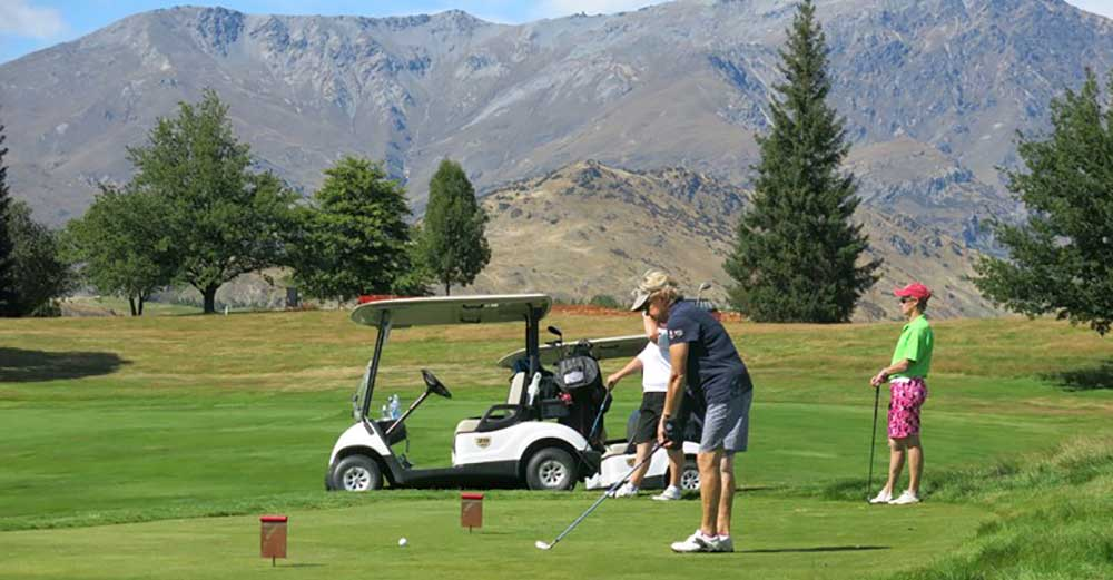 Queenstown Golf Week 2019