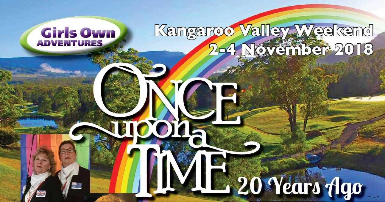 Kangaroo Valley 2018